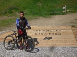 """Bike Park"" ""Les Angles"" ""Sorties VTT"" montagne ""VTT de descente"" activitesmontagne66 ""eric casado"""